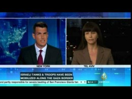 Dr. Einat Wilf on Al Jazeera America Discussing Israel's Operation Defensive Edge